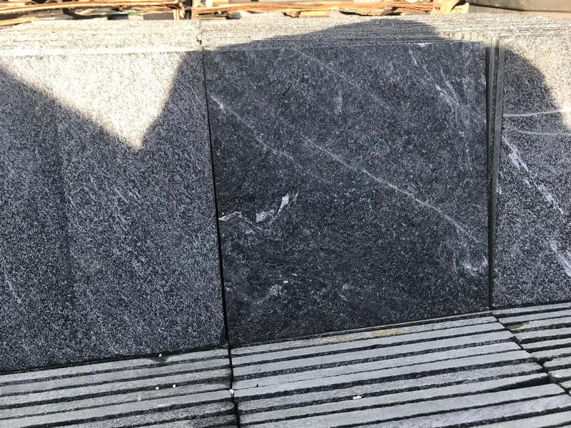 Black Quarzite Pavers