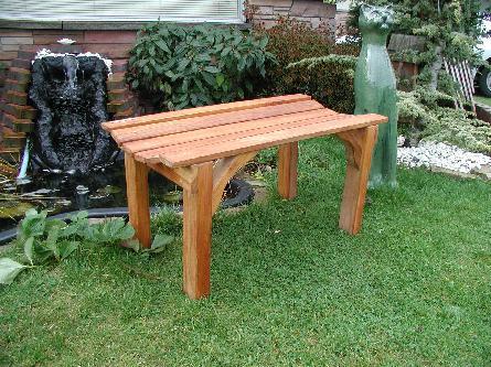 Cedar Bench - Chaminade