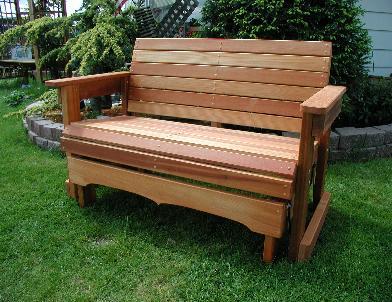 Cedar Glider - Summertime