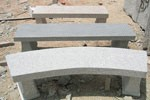 Granite Benches (Curved or Straight)