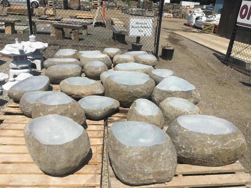 Granite Dish Rocks