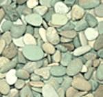 Jade Green Pebbles (40 lb. bags)
