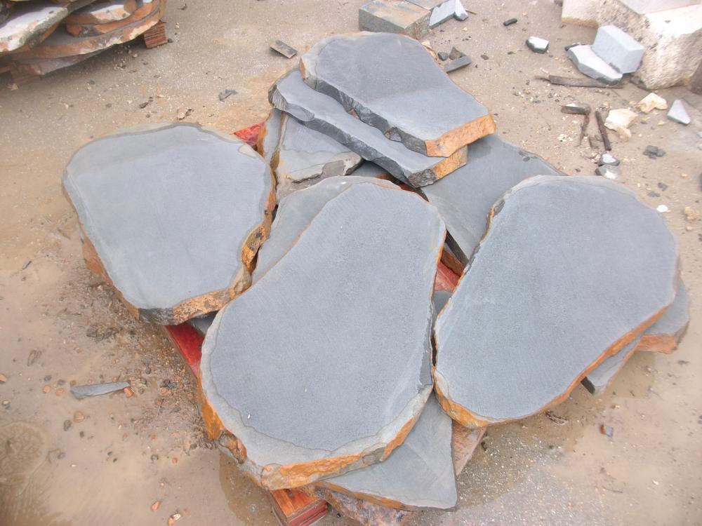 Basalt Garden Path Stone