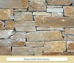 Desert Gold Thin Veneer
