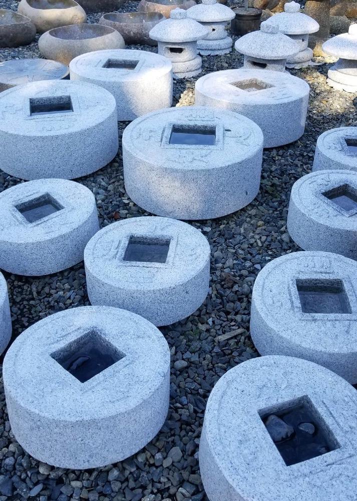 Granite Garden Art