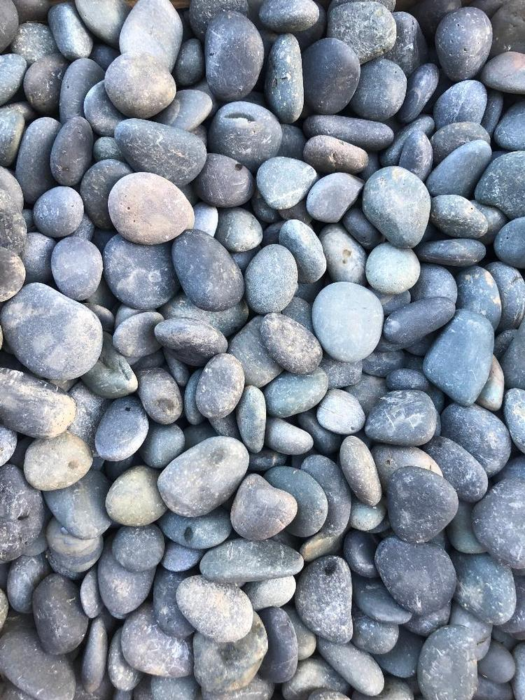 Mexican Pebbles - Black (75 lb. bags)