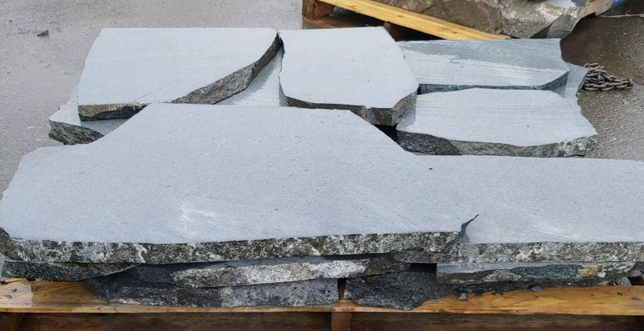 Sawn Granite Stepping Stones