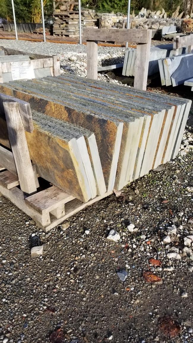 Rustic Slate Slabs