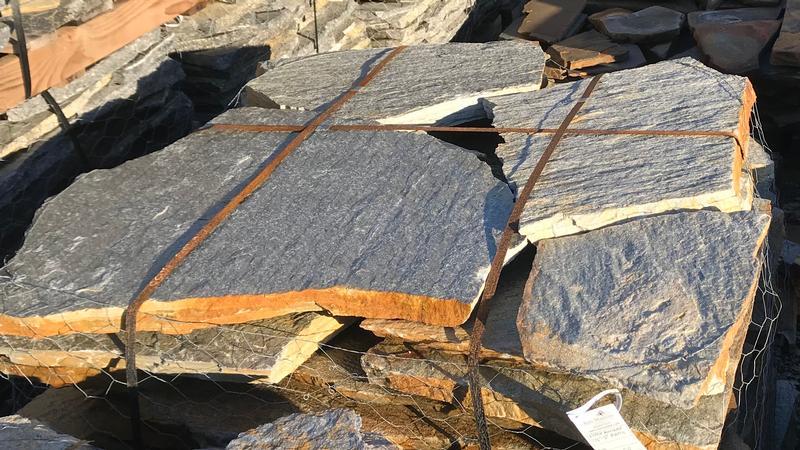 Silver Amber Quartzite